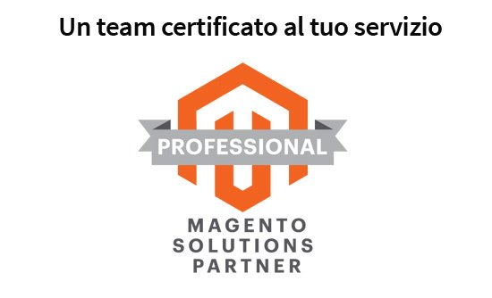 Magento Solution Partner - Roma - The Innovation Factory