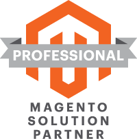 Magento Business Solution Partner badge