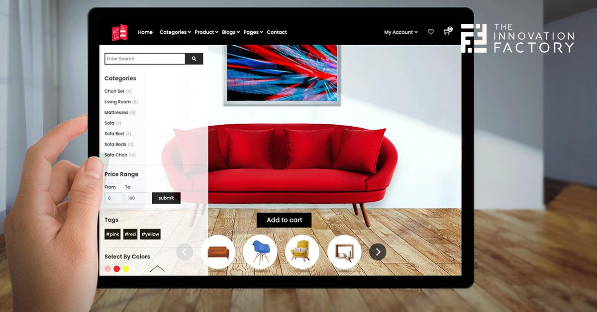E-commerce Realtà Aumentata e Realtà Virtuale